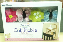 CE approved Wholesale Wind Up Music Baby Mobiles