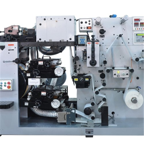 4 Color High Speed Auto Full Rotary Letterpress Machine